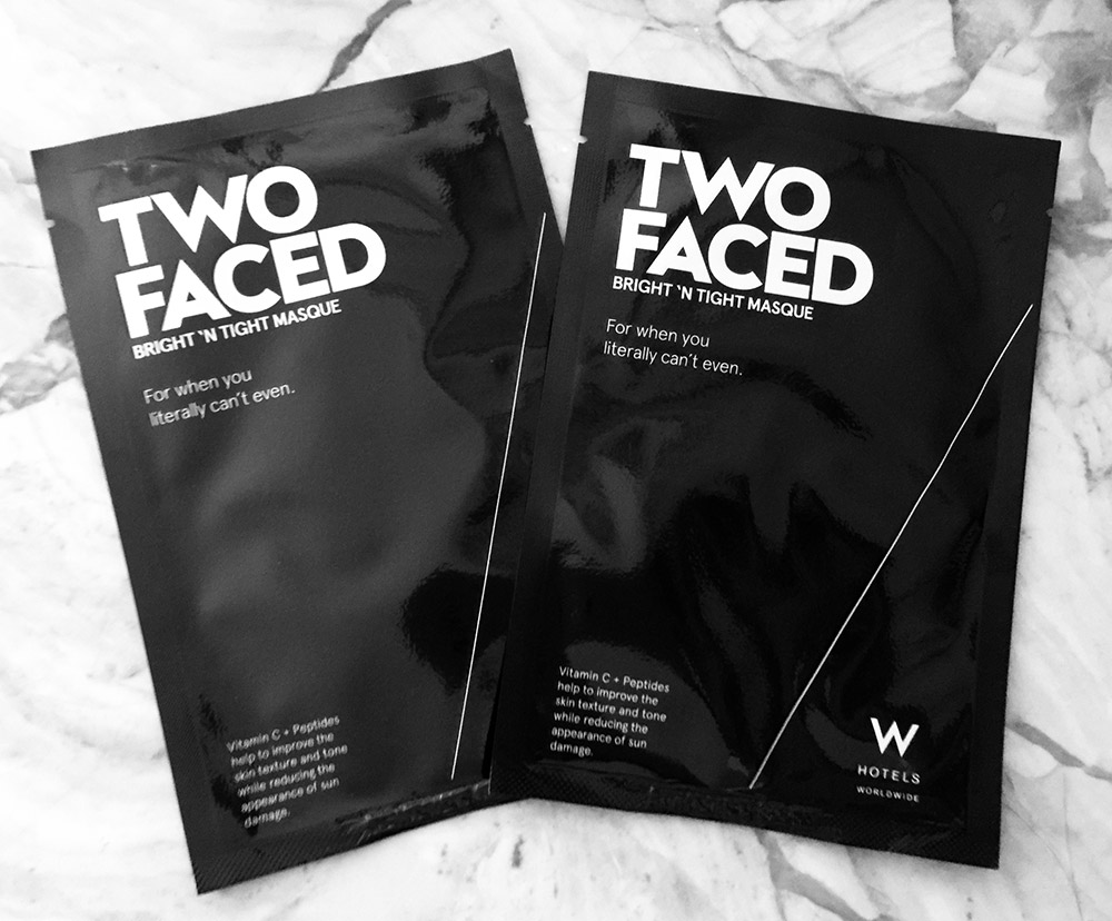 Private label sheet masks by Seoul Mamas