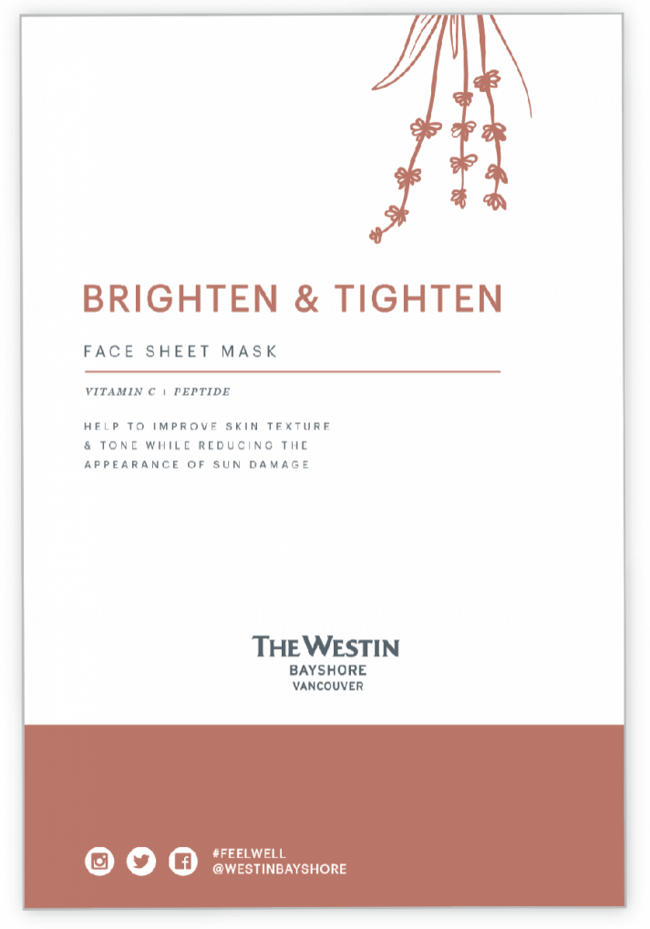 Westin Hotels Packaging